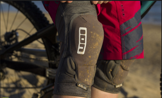 mtb shin guards ION K-Lite- best mtb knee shin pads
