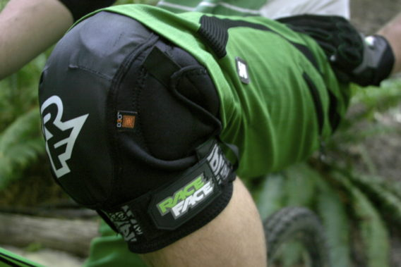 mtb knee pads Race Face Ambush