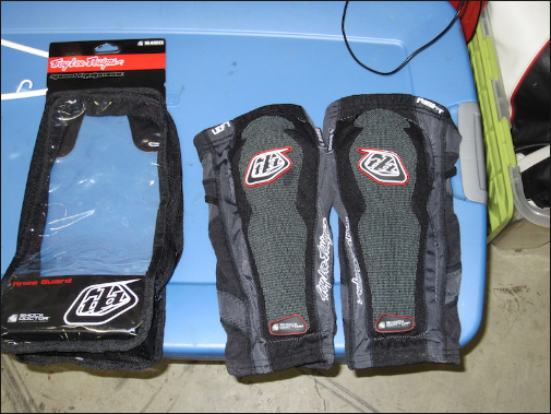 Troy Lee Designs KG 5450 K- best knee shin guards mtb