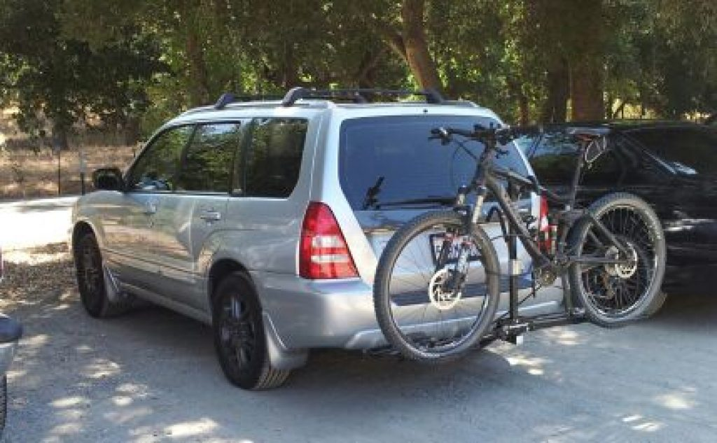 bike rack for subaru forester