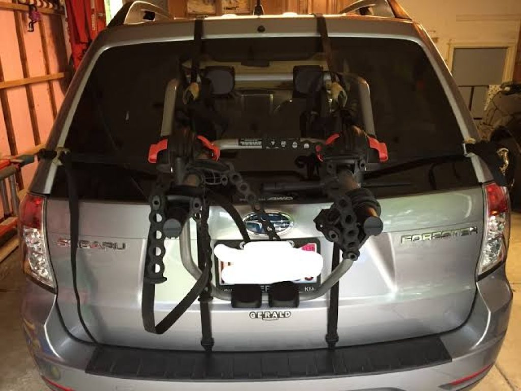 bike racks for subaru forester