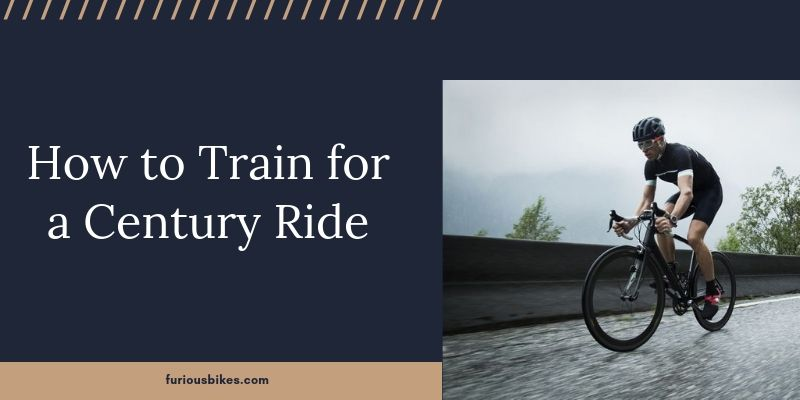 How to Train for a Century Ride